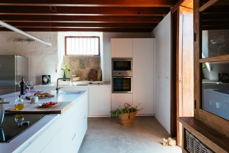 Casa Principal cocina.