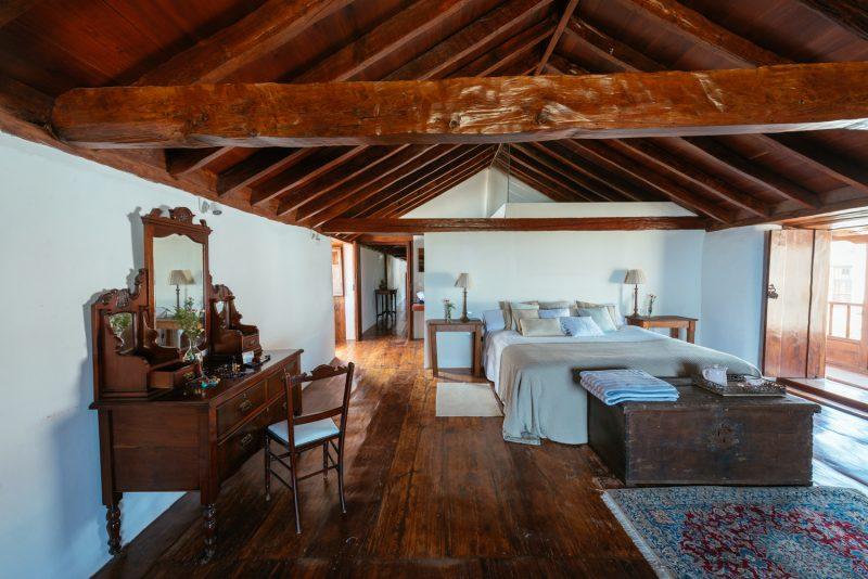 Casa principal dormitorio