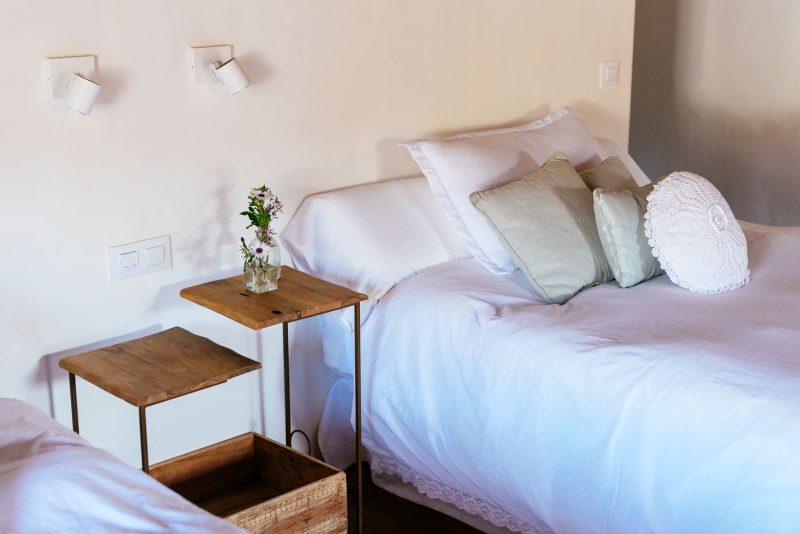 dormitorio de la Casa Principal.