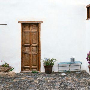 Exterior Casa La Cabrera